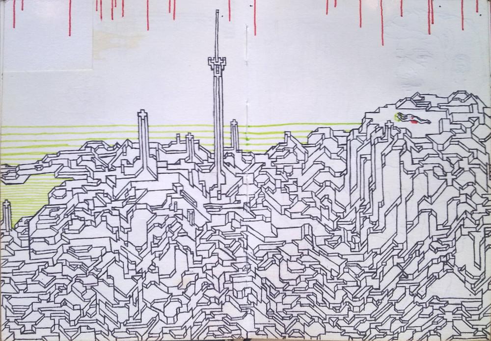 Quantum Landscape (#1)