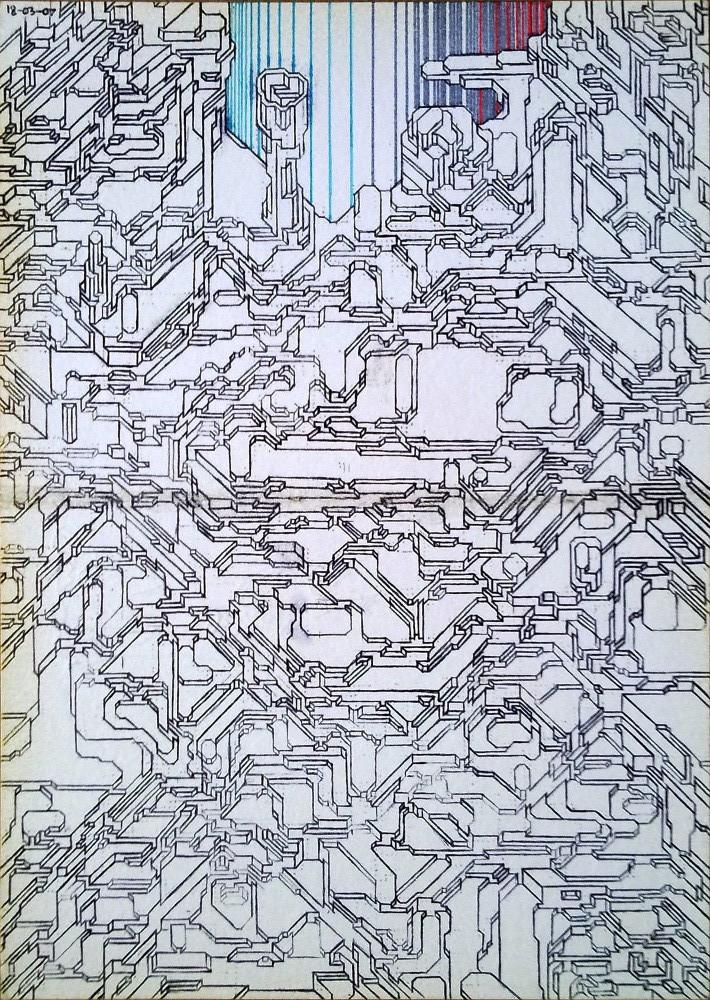 Quantum Landscape (#5)