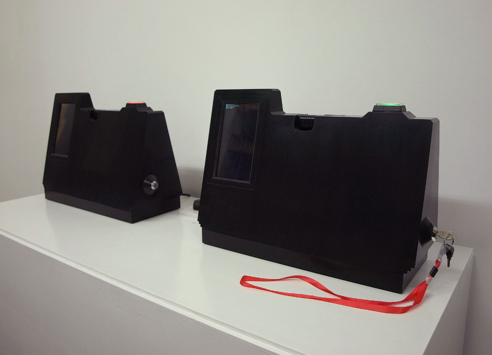 The BSTPG and BSCSG Consoles
