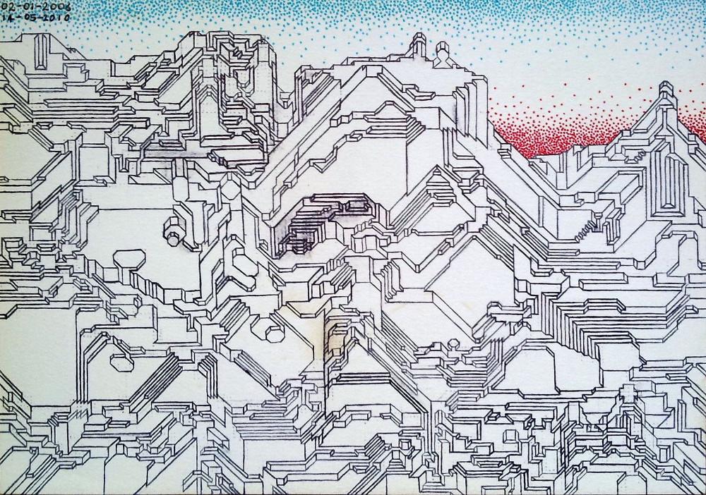 Quantum Landscape (#4)