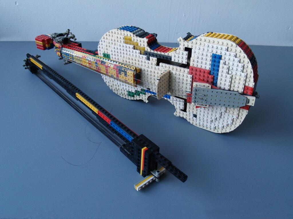 Lego Violin 1999