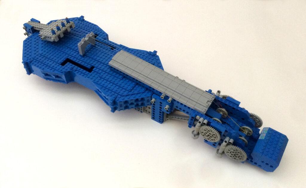 Lego Violin 2020