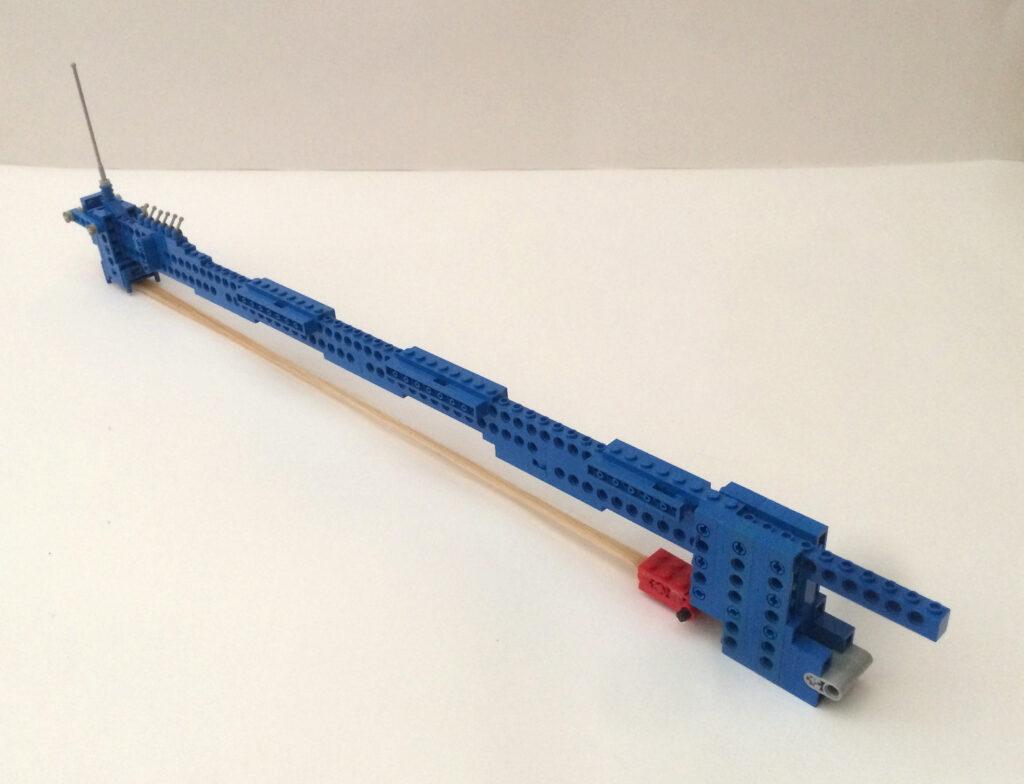 Lego Violin 2020 (Hybrid Bow)